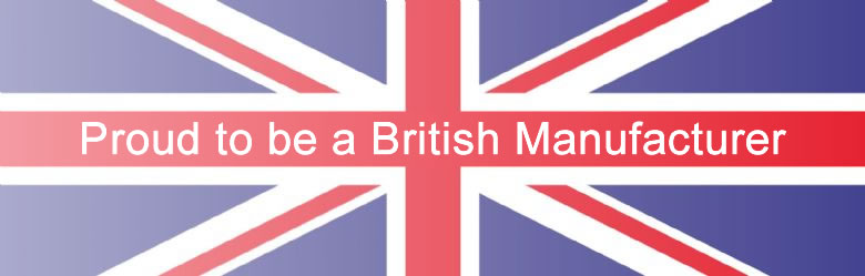 Proud to be a British Manufacturer